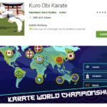 Kuro Obi Karate is released on Google Play Store Today!